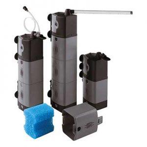 Вътрешни филтри за аквариуми от 60 л. до 150 л.